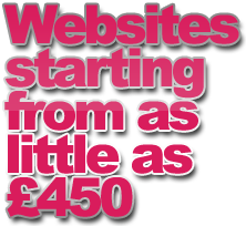 Cheap website design somerset