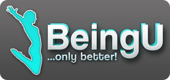 A logo designed for BeingU