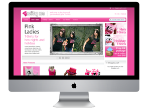 E commerce website design in yeovil somerset ck creative for Design online shop