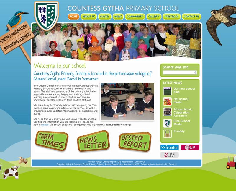 school-website-design | CK Creative